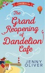 The Grand Reopening of Dandelion Cafe